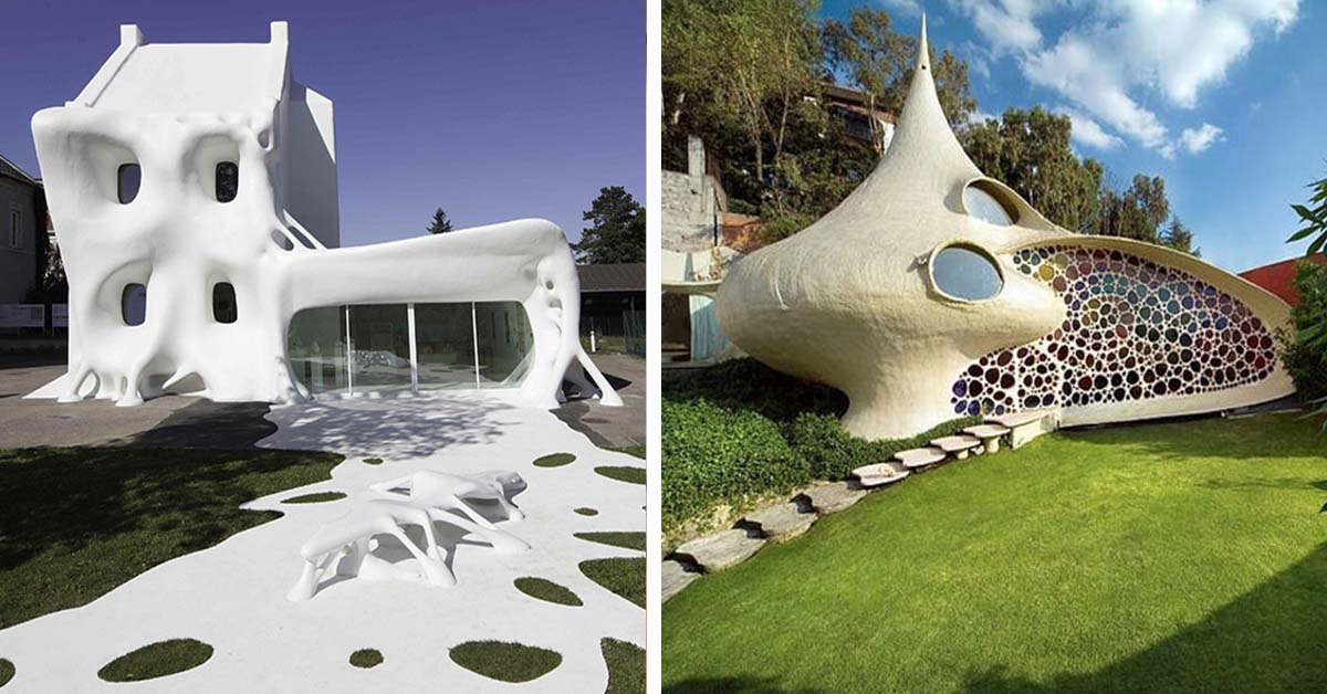 15 Of The WEIRDEST (Yet Wonderful) Houses On The Planet