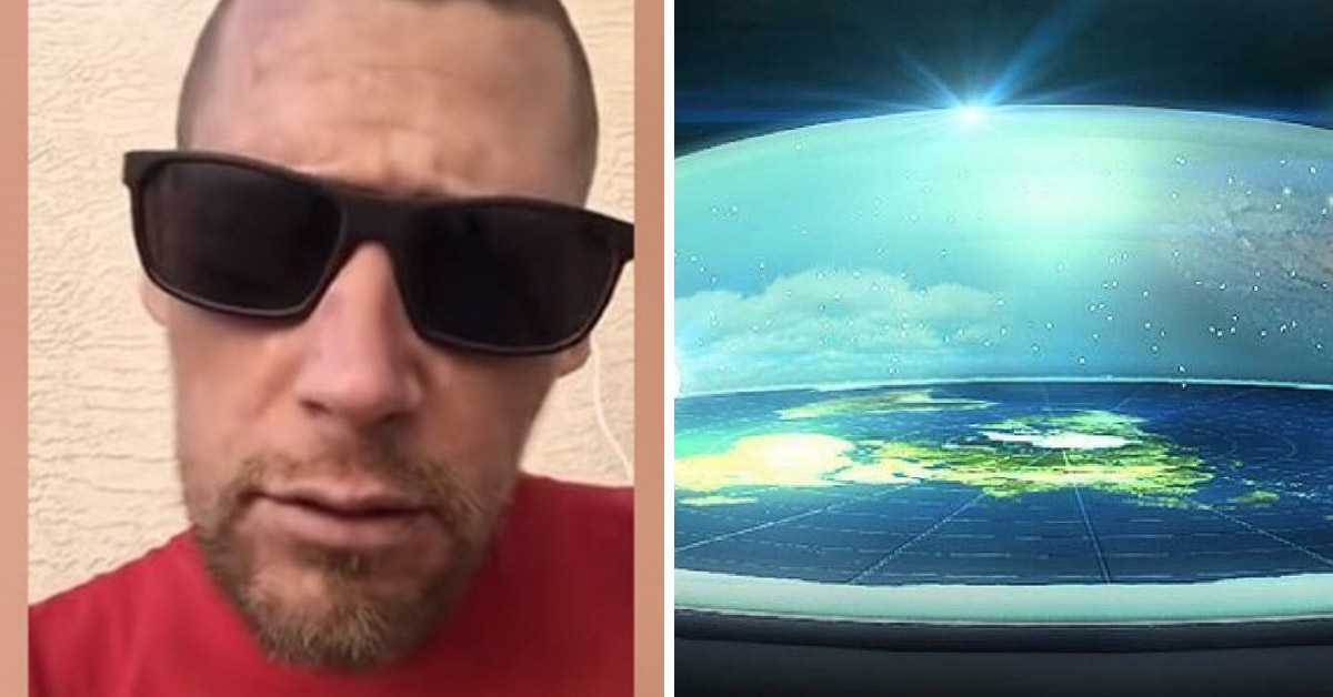 Flat Earther Offers $100,000 For Proof That Earth Is Round… Now Refuses To Pay