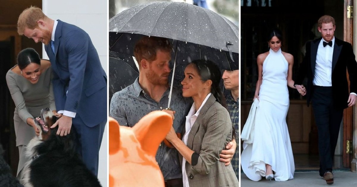 20+ Times Meghan and Harry Melted Our Hearts This Year