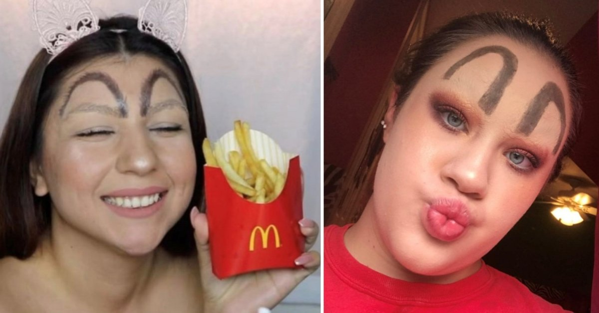 "I'm NOT Lovin' It: ""McDonalds Brows' Are The Latest Trend To Ruin Our Eyebrows!"