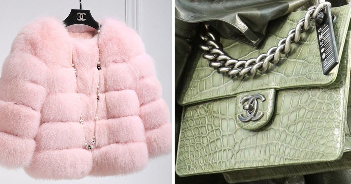 BREAKING: Chanel Will No Longer Be Using Real Fur Or Exotic Skins For It's Collections!