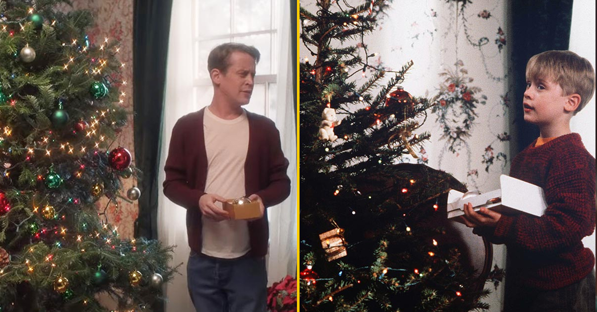Watch Macaulay Caulkin Reprise His Role As Kevin From Home Alone In New Google Ad