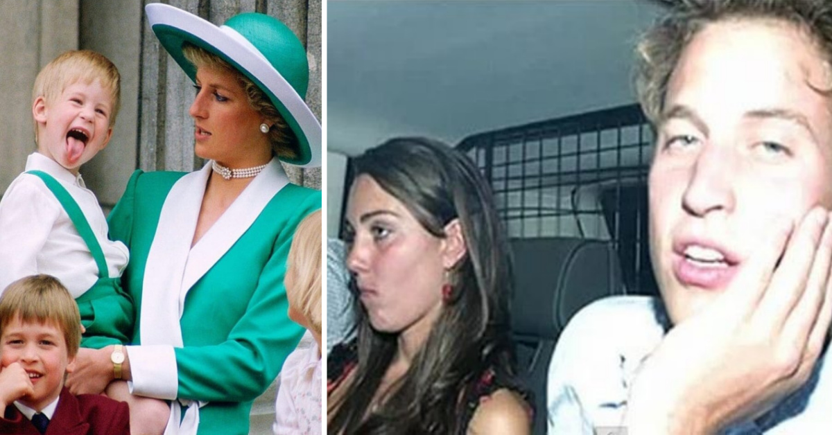20 Pics That Show The Royal Family Are Just Like Us!