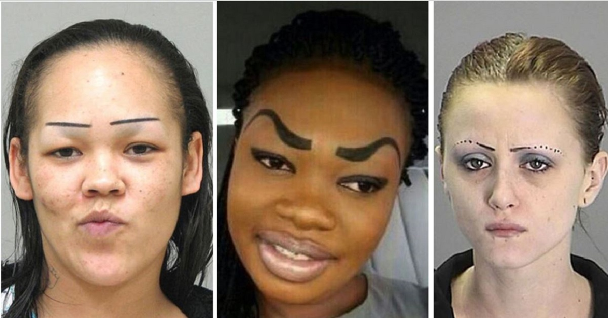 15 Of The Most SHOCKING Eyebrows You'll Ever See