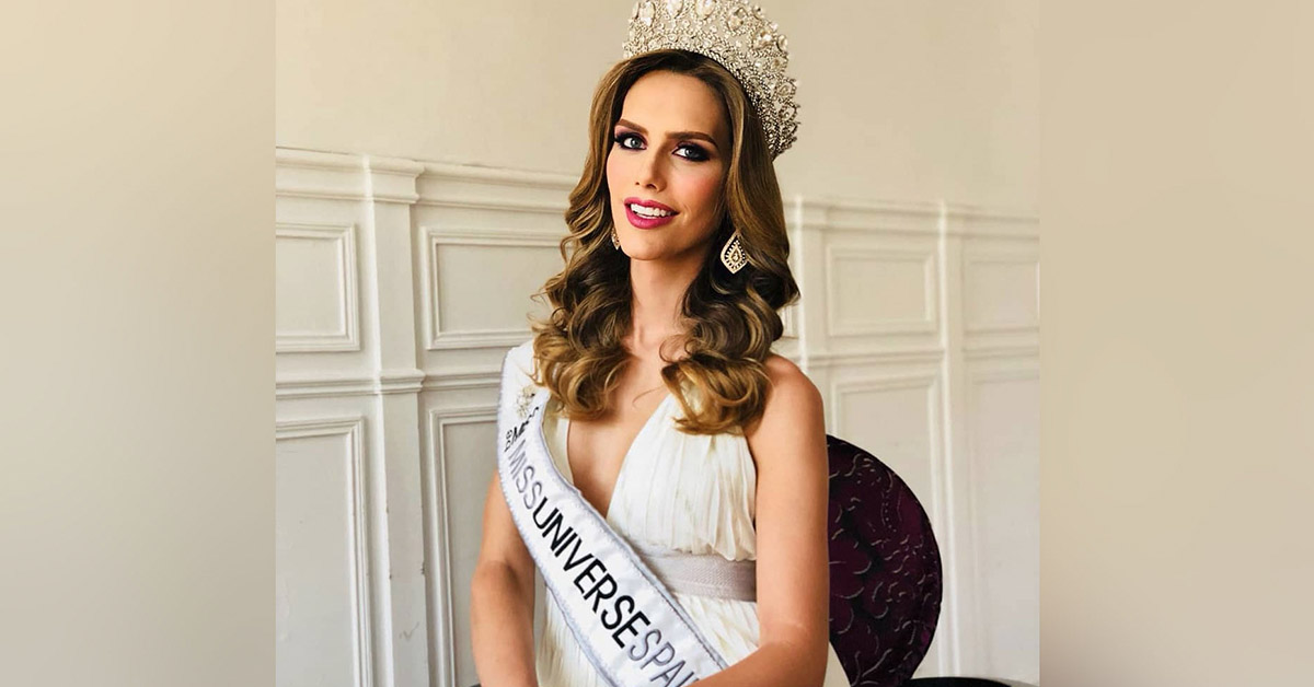 Say Hello To The First Ever Transgender Miss Universe Contestant!