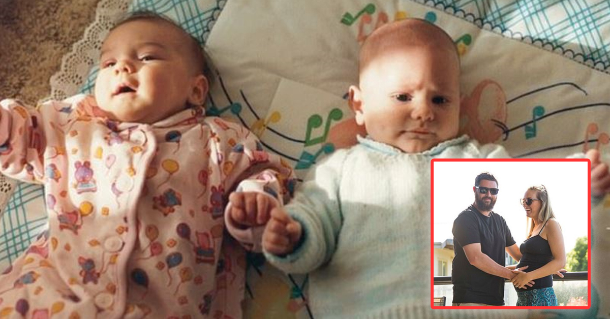 Childhood Sweethearts, Born A Day Apart, Now Expecting Their First Child Together After 24-Year Separation