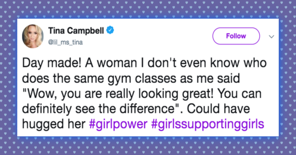 20 Amazing Tweets That Show Women Supporting Other Women (& It's Beautiful!)