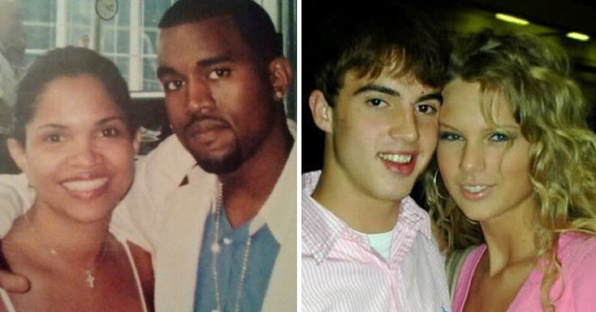 18 People Who Dated Celebrities Before The Fame