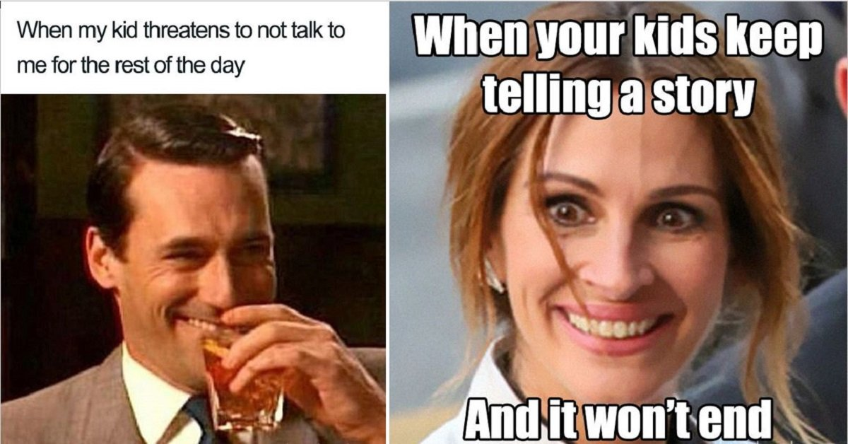 20 Mom Memes That Will Make You Laugh Away Your Stress