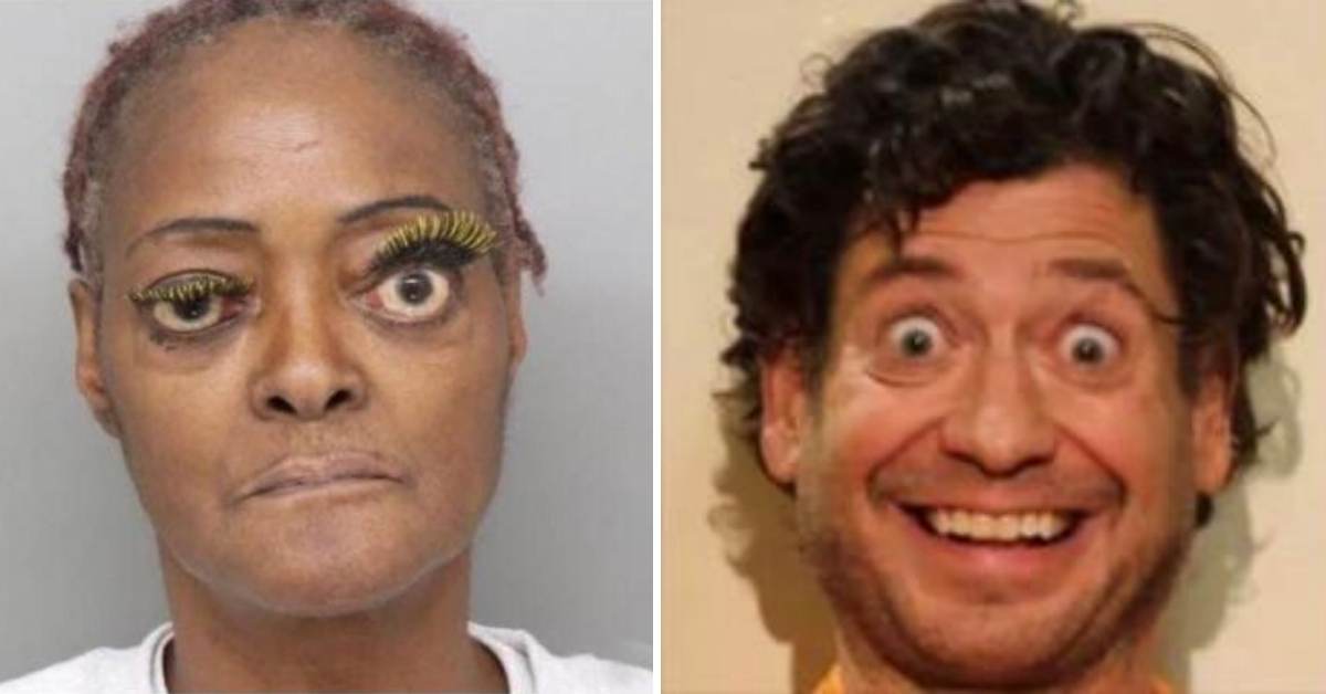 The 15 Best Unintentionally Hilarious Mugshots Of 2018!