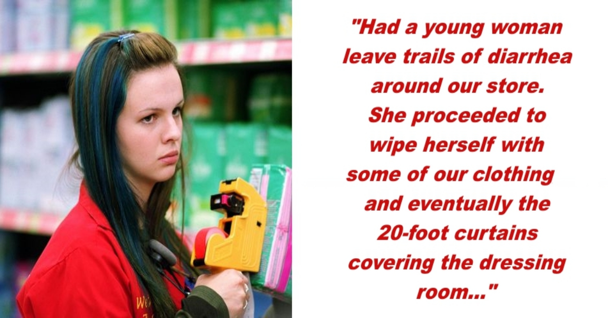 20 Retail Horror Stories That Will Make You Cringe So Hard