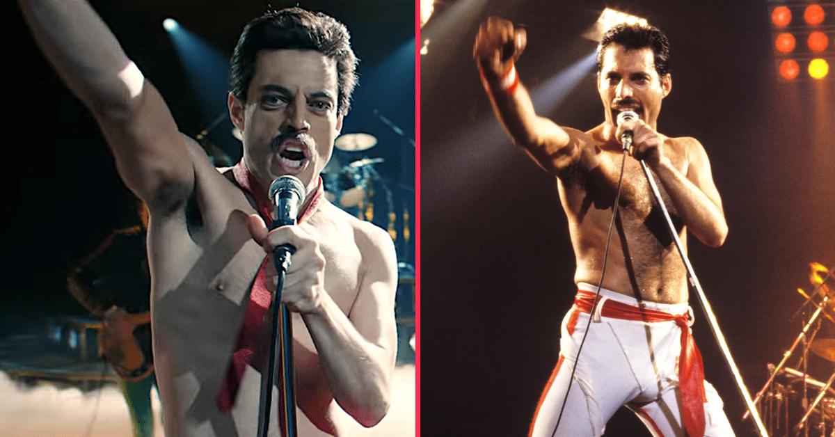 Rami Malek Dedicates His Golden Globe 'Best Actor' Award To Freddie Mercury