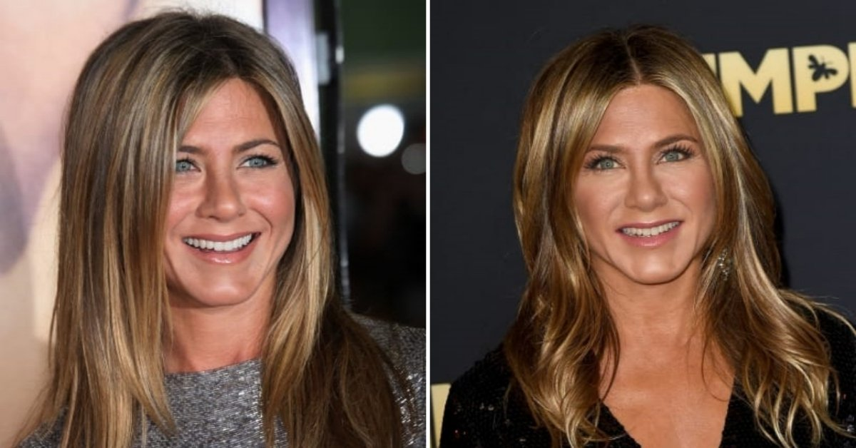 20 Celebs Who Are Proving That Immortality Is Real By Rockin' The 10 Year Challenge!