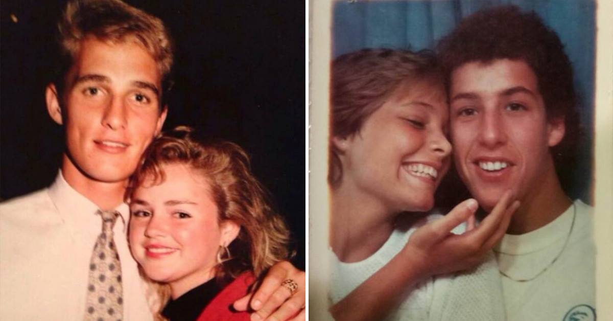 18 People Who Dated Celebrities Before They Knew They'd Be Famous