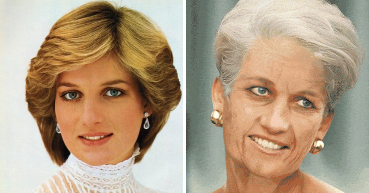 New Digital Image Project Shows How Deceased Celebrities Would Have Aged If We Hadn't Lost Them