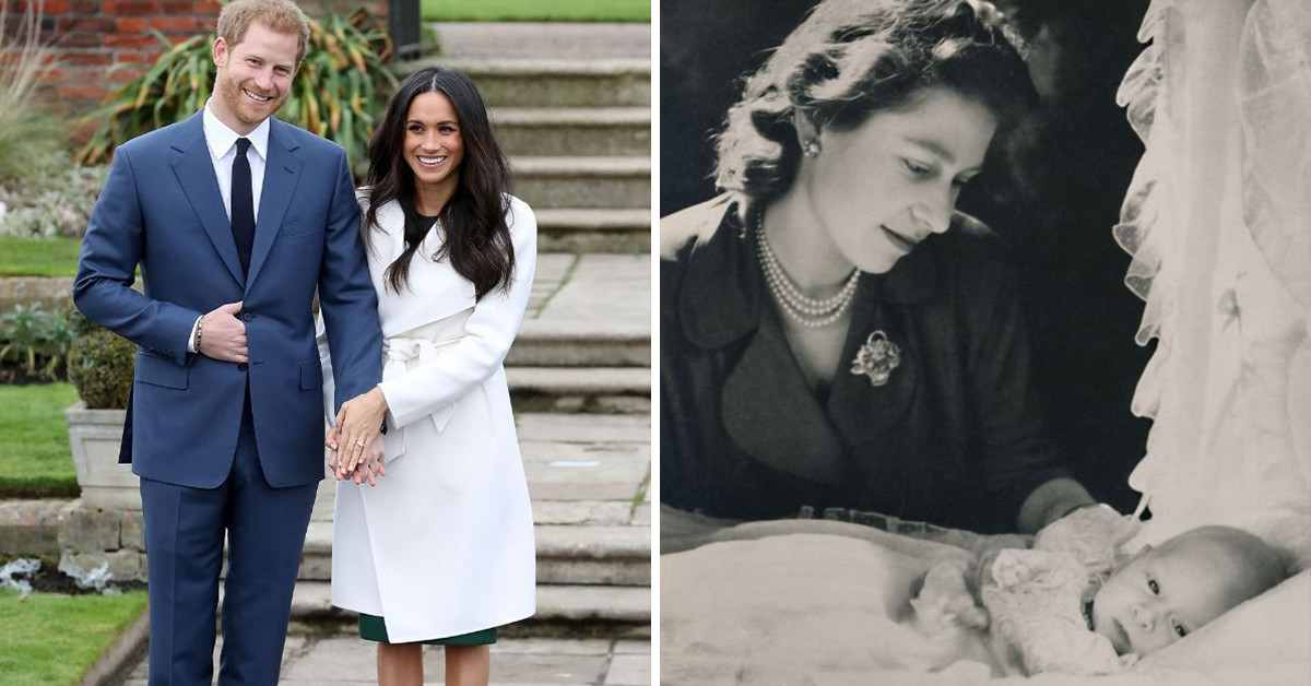 8 Ways Meghan And Prince Harry's Baby Is Going To Making Royal History