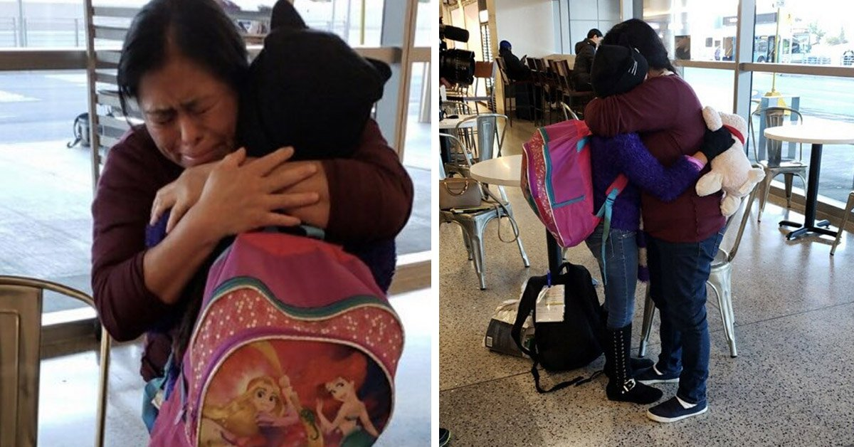 Woman Finally Reunited With Daughter After 246 Days Of Being Separated At Border