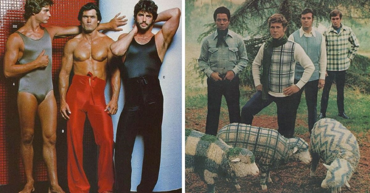 20 Photos That Show Why 1970's Men's Fashion Was Terrible