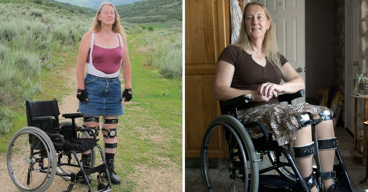 'Transabled' Woman Lives In A Wheelchair Despite Not Having To, Wants To Become Paraplegic