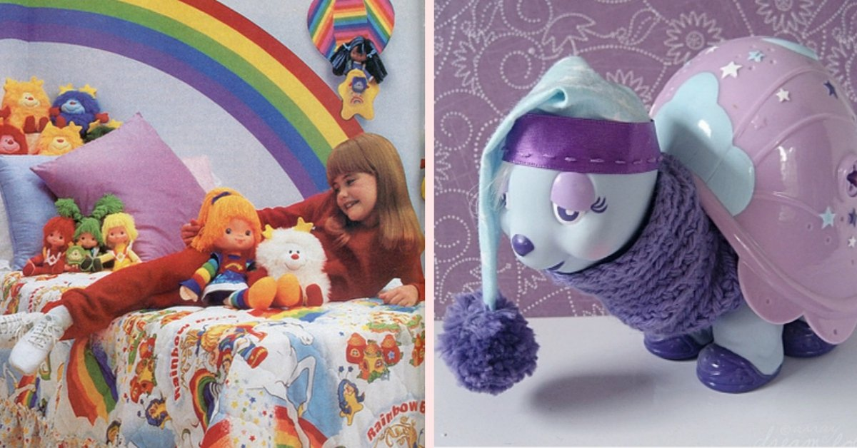 20 Nostalgic Things Every 80's Girl Had In Their Bedroom
