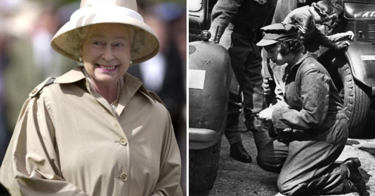 20 Photos Of Queen Elizabeth II That Some Of The Amazing Things She's Done