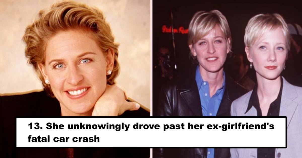20 Surprising Things That You Didn't Know About Ellen DeGeneres!