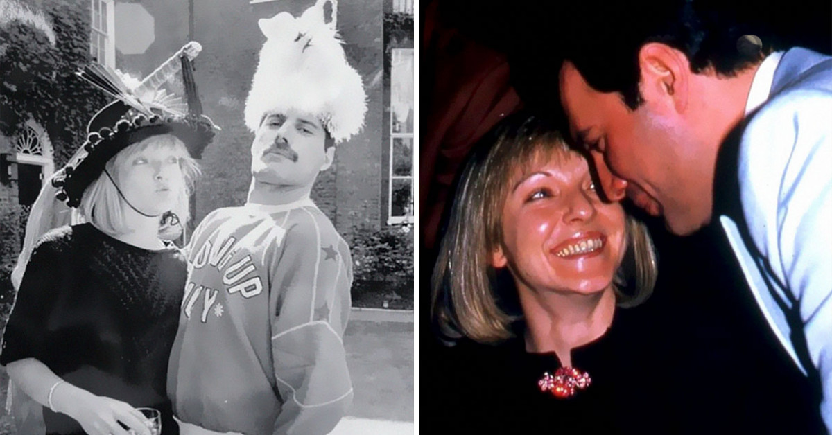 20 Photos Of Freddie Mercury & Mary Austin, His Love And His Lifelong Companion
