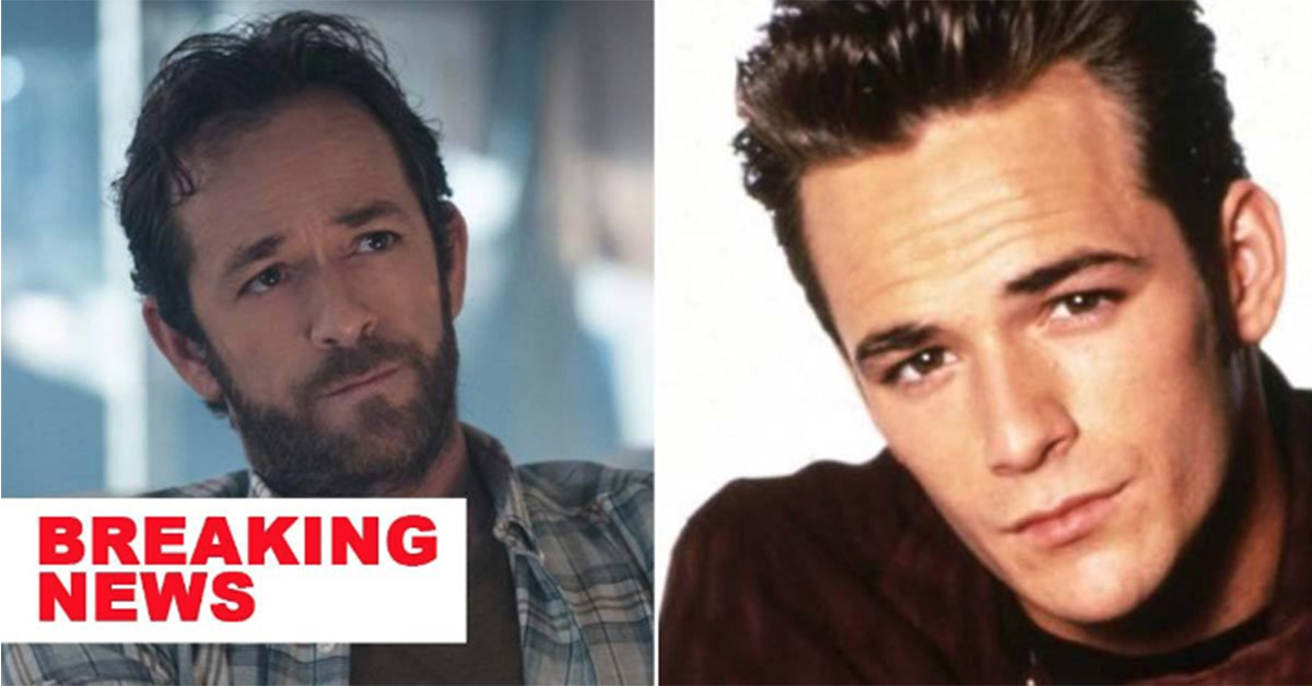 BREAKING NEWS: Actor Luke Perry Has Died, Aged Just 52