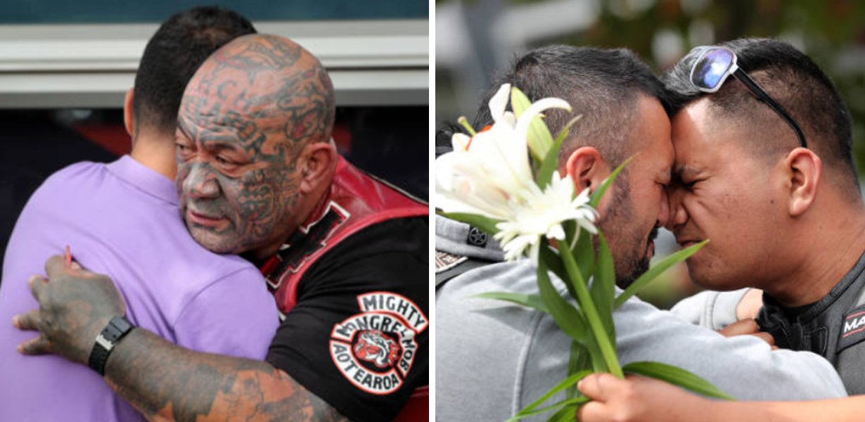 Members Of Notorious Biker Gang Will Stand Guard Outside New Zealand Mosque