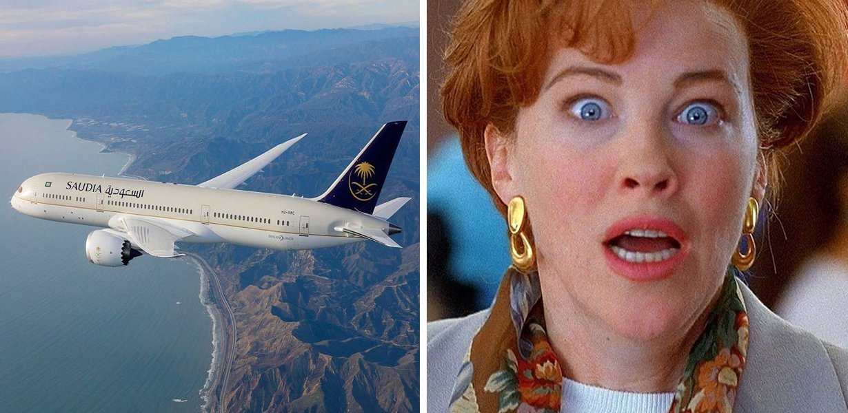 Plane Has To Turn Around After Woman Realizes She Left Her Baby In The Airport