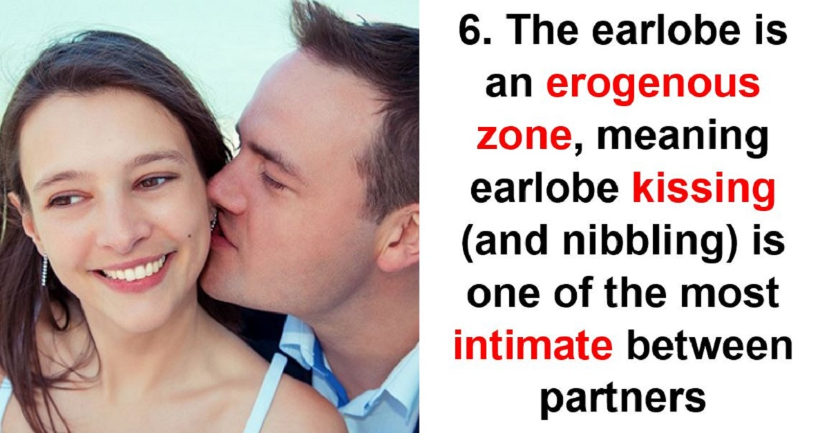 Here's What 20 Different Kisses Actually Mean For You…