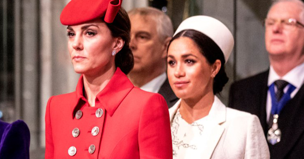 Royal Divide: Here's Are All The Reason's Why Kate & Meghan Are So, So Different From Each Other