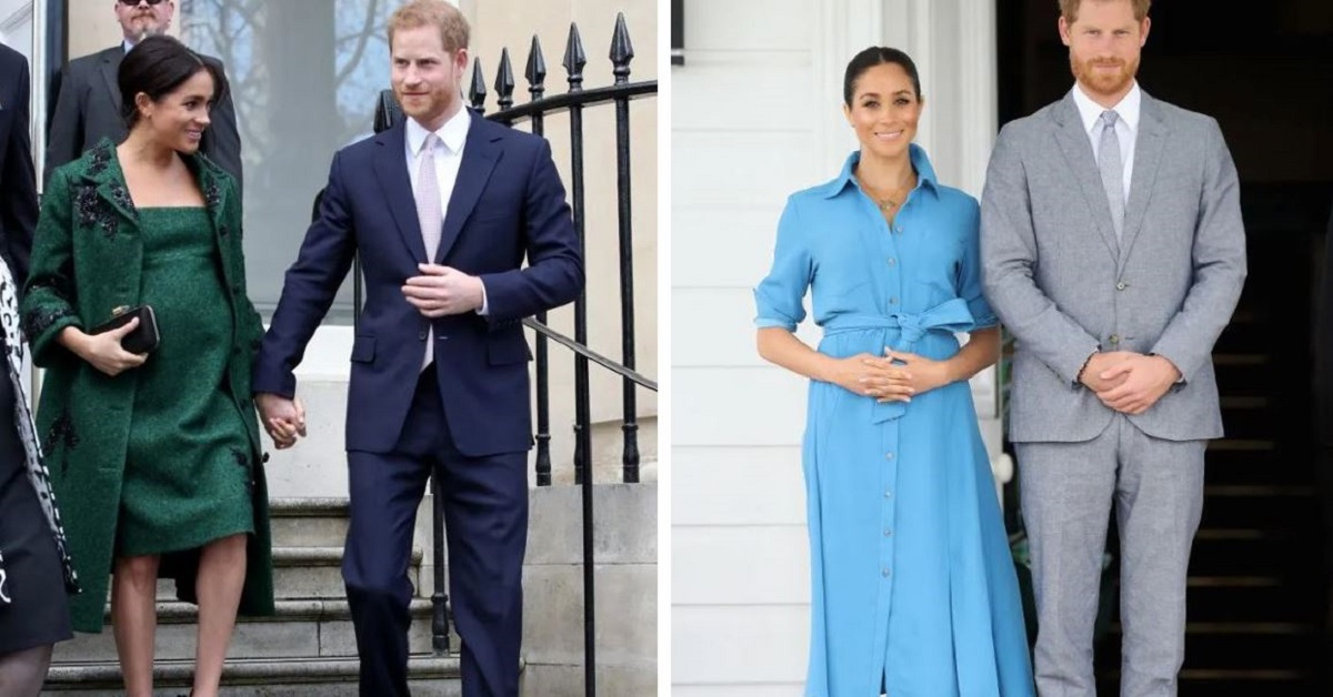 Meghan Markle Will Make No More Public Appearances, So Here's 20 Of Her Most Iconic Pregnancy Looks