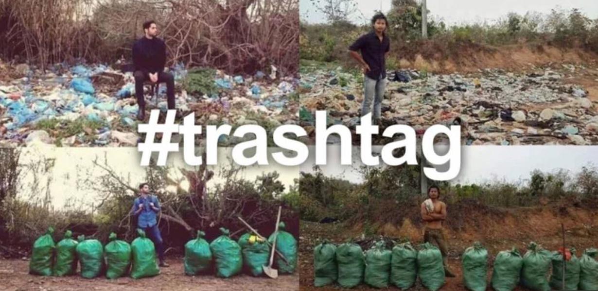 New Trashtag Challenge Has People Across The Globe