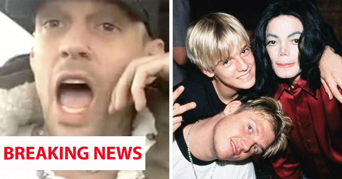 Aaron Carter Flips Out On Michael Jackson Following Leaving Neverland Documentary