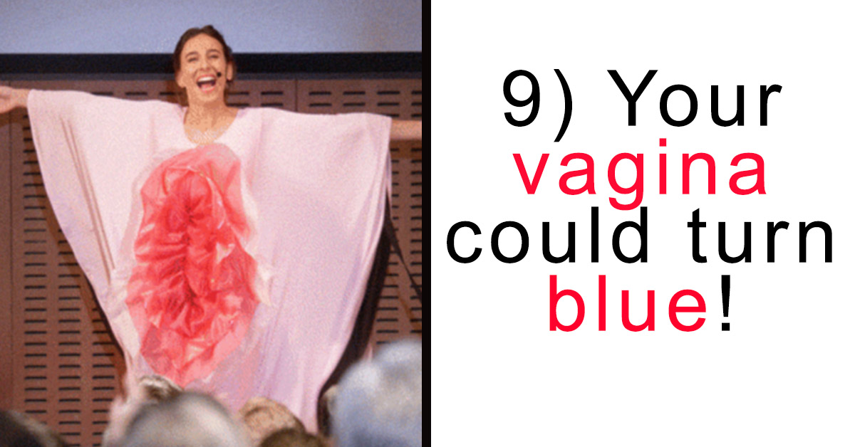 9 Seriously Surprising Changes Your Vagina Can Go Through When You're Pregnant