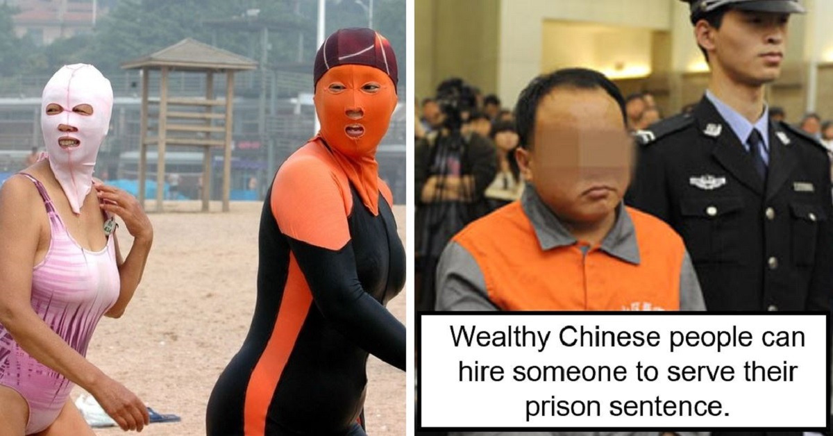 15 Things That Are Normal In China But Absolutely Mind Bogglingly Weird Everywhere Else In The World