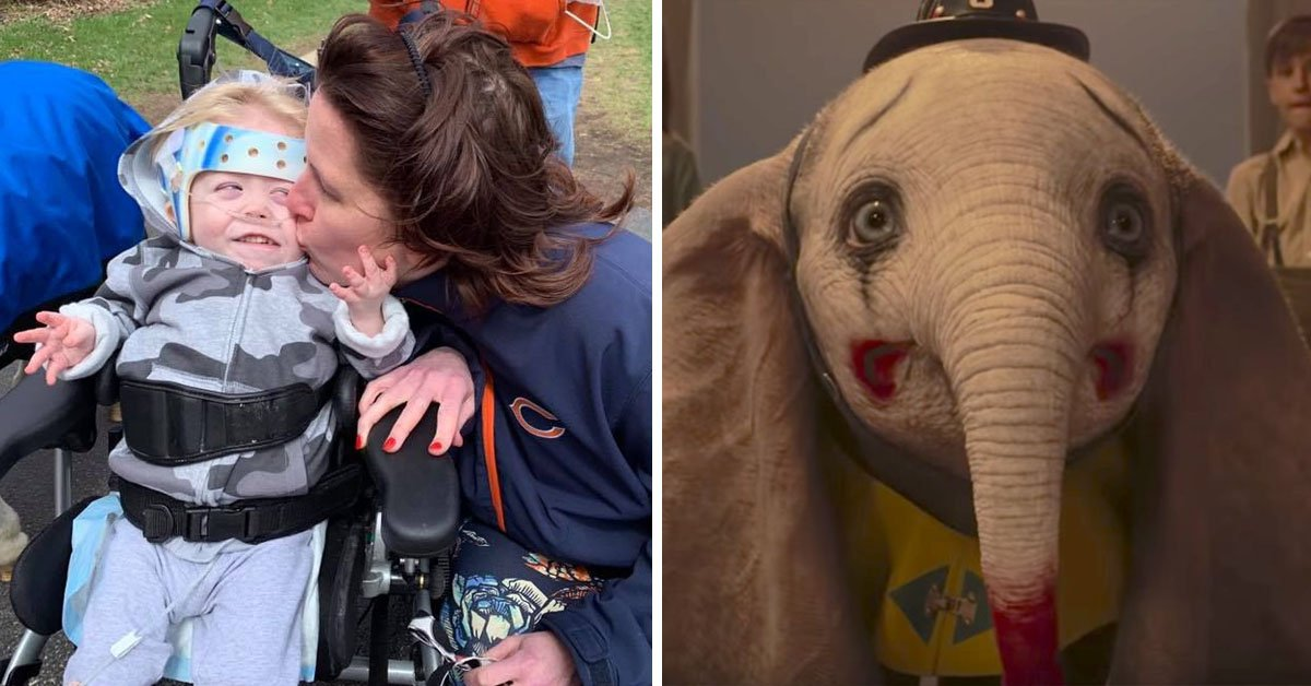 "This Adorable Little Boy With Special Needs Was Kicked Out Of Dumbo Because He Was ""Laughing Too Much"""