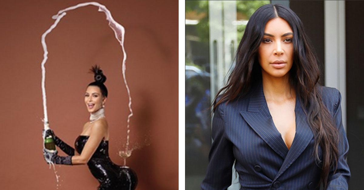 Kim Kardashian Is Reportedly Studying To Become A Criminal Lawyer