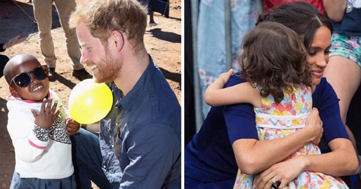 Prince Harry And Meghan Markle Are Officially Ready To Be Parents And These 15 Photos Prove It!