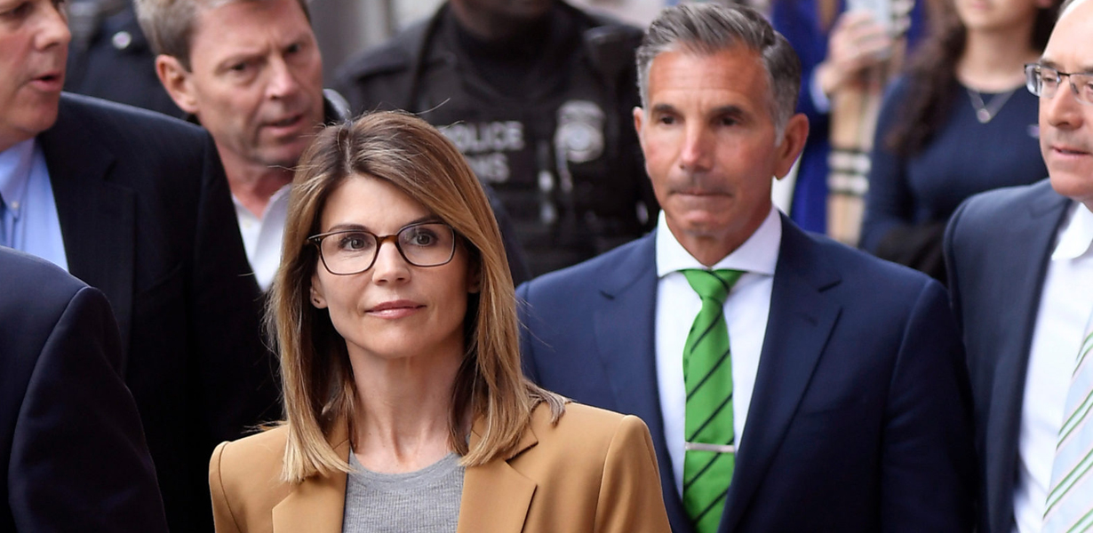 Lori Loughlin And Husband Finally Plead 'Not Guilty', Risking Decades in Prison