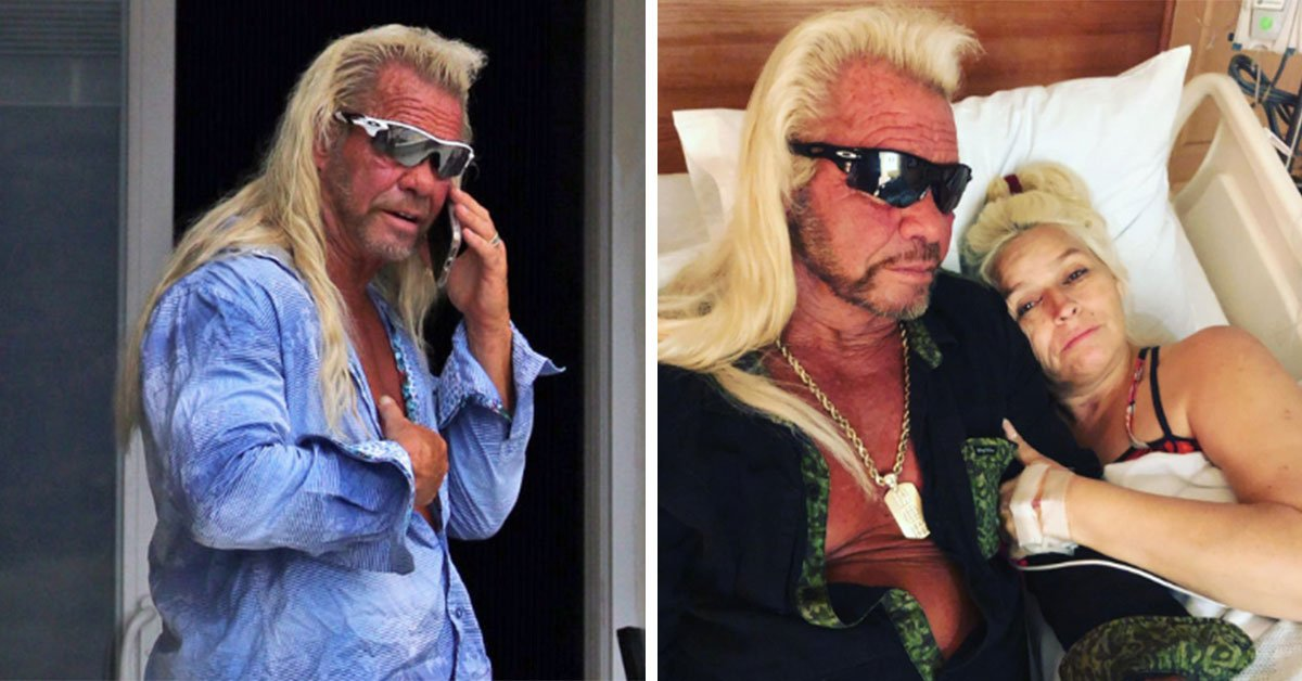 """Dog The Bounty Hunter Says Beth's Death """"Came Fast"""" And He Can Still Feel Her Presence"""