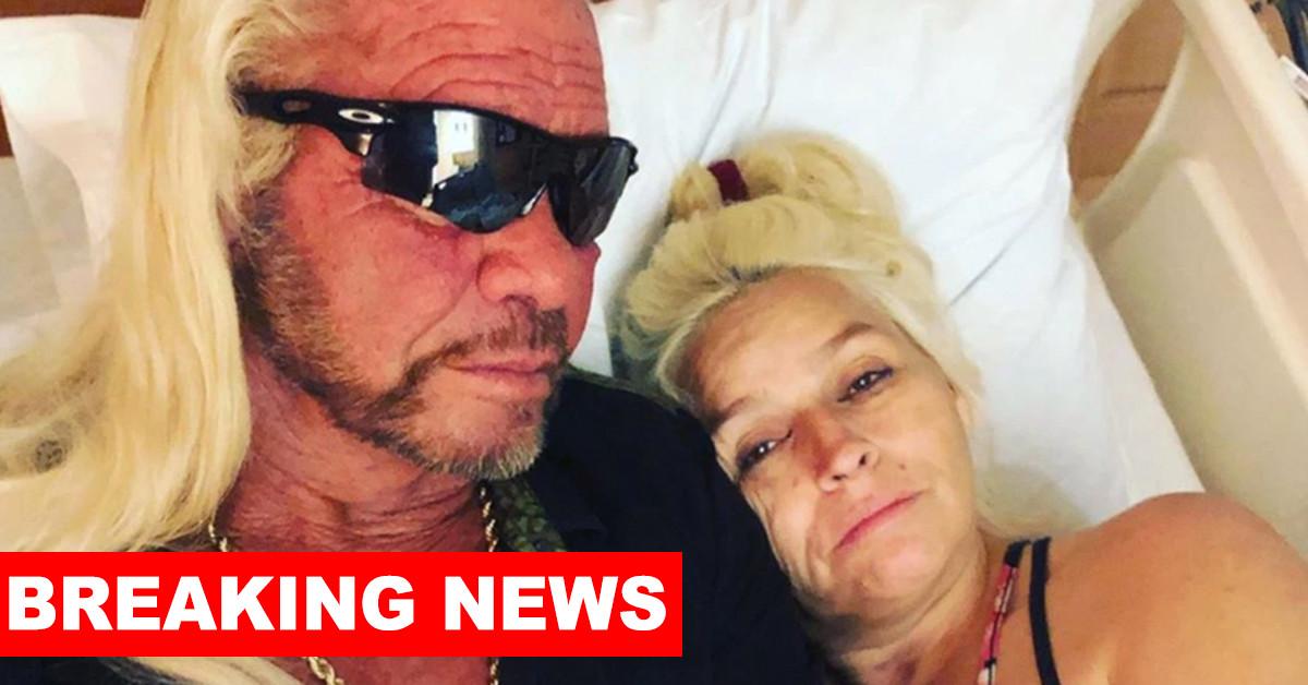 BREAKING NEWS: 'Dog the Bounty Hunter' star Beth Chapman Dies, Aged 51