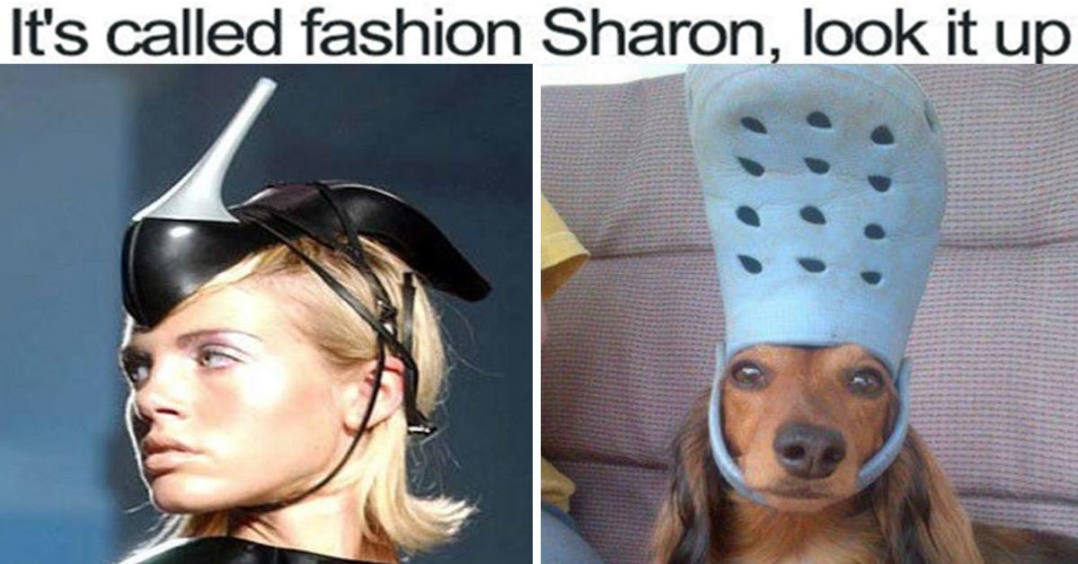 The Best Memes That Capture Fashions Most Shameful Moments
