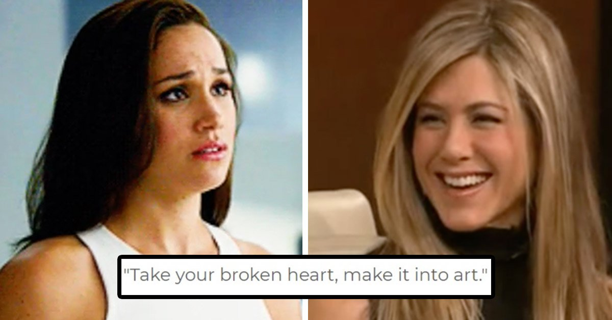 """Famous Women Reveal Their Wise Words On Heartbreak & How To Move On From """"The One That Got Away"""""""