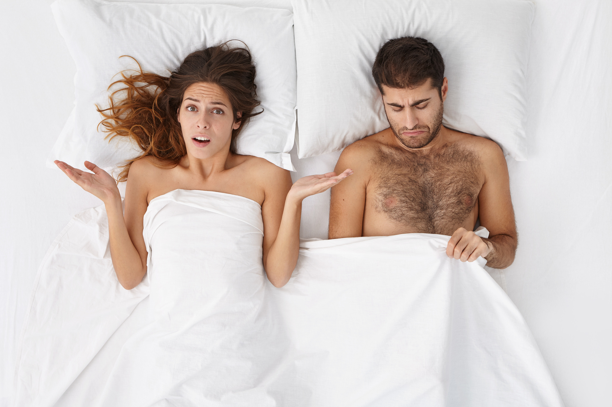 These Are the Signs and Symptoms of Erectile Dysfunction